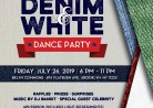 AFUWI's Denim and White Party - July 26, 2019