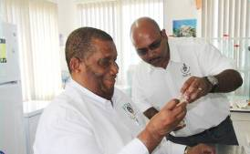 agriculture-minister-gets-insight-on-uwi's-initiative-to-help-fisheries