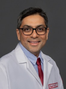 Professor Sayed Ali - Professor of Radiology, Temple University Hospital, Philadelphia, USA - MBBS (UWI, 1988) DM (UWI, 1997) - FRCR (UK) 1996  - Diplomate of the American Board of Radiology 2002 - FACR 2019 - Taylor Hall