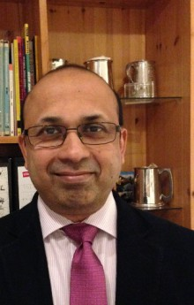 Dr. Fazal Ali FRCS (Eng) 1993; FRCS (Tr&Orth) 2003 - Consultant Orthopaedic Surgeon, Sheffield, UK - MBBS (UWI,1985)  -Taylor Hall