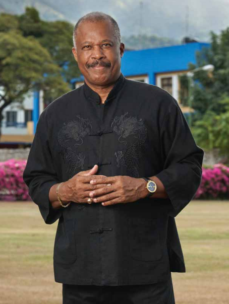 VC Sir Hilary Beckles