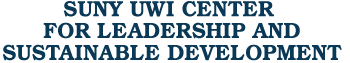 SUNY UWI Center for Leadership and Sustainable Development